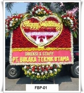 FBP01-1-273x300 Bunga Rangkaian Pernikahan