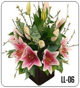 LL06-272x300 Bunga Meja Lili