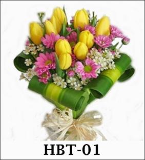 Spesial Bunga Tulip untuk ulang Tahun