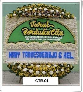 GTC01-1-273x300 Bunga Papan Duka Cita