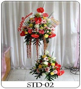 STD-02-1-1-272x300 Bunga Standing