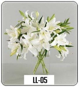 LL05-272x300 Bunga Meja Lili
